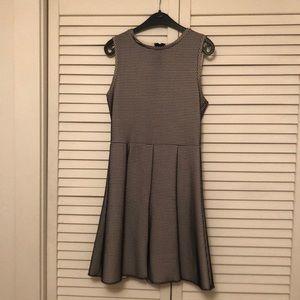 Zara Fishnet Dress